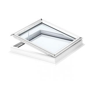 Velux Fixed Flat Roof Window Base Unit 1000 x 1000mm Structural Opening CFP 0073QV 100100
